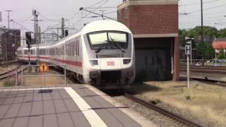 Oldenburg (Oldb) Hbf - Regio S-Bahn Bremen mit ET 440 - NWB LINT - BR 146 + DoSto - IC - Stadtbilder