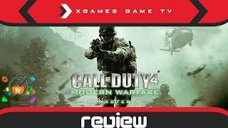 ОБЗОР Call of Duty Modern Warfare Remastered (Review)