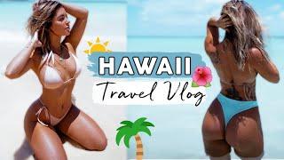 HAWAII   Girls Trip Travel Vlog!!