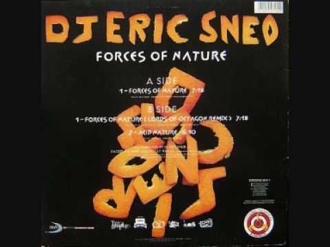 DJ Eric Sneo - Forces Of Nature (Original Mix 1995)