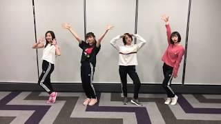 東京女子流 / Rebornのサビを踊ってみた