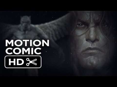 I, Frankenstein MOTION COMIC (2014) - Aaron Eckhart Movie HD