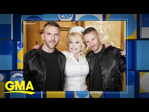 Dolly Parton drops new collaboration with Galantis and Mr Probz | GMA