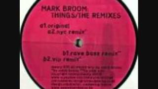 Mark Broom - Things