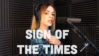 Sign of The Times (Cover by DREW RYN)
