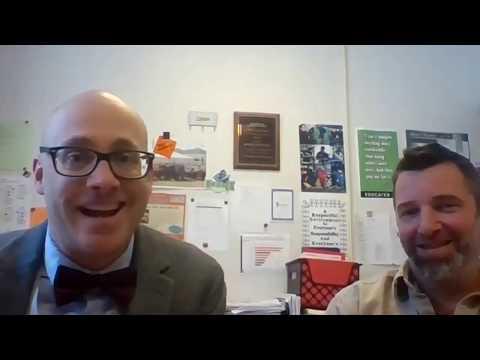 Microcredentials conversation at Randolph Technical Center