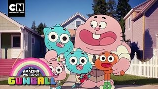 Nobody's A Nobody | Gumball | Cartoon Network