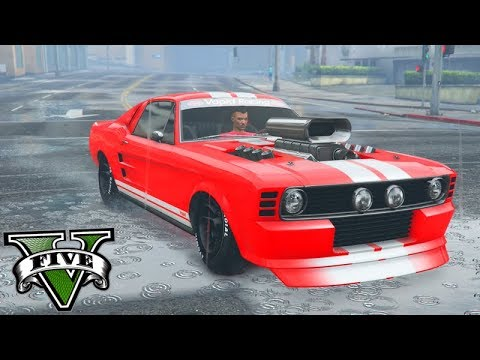GTA V Online: NOVO CARRO do