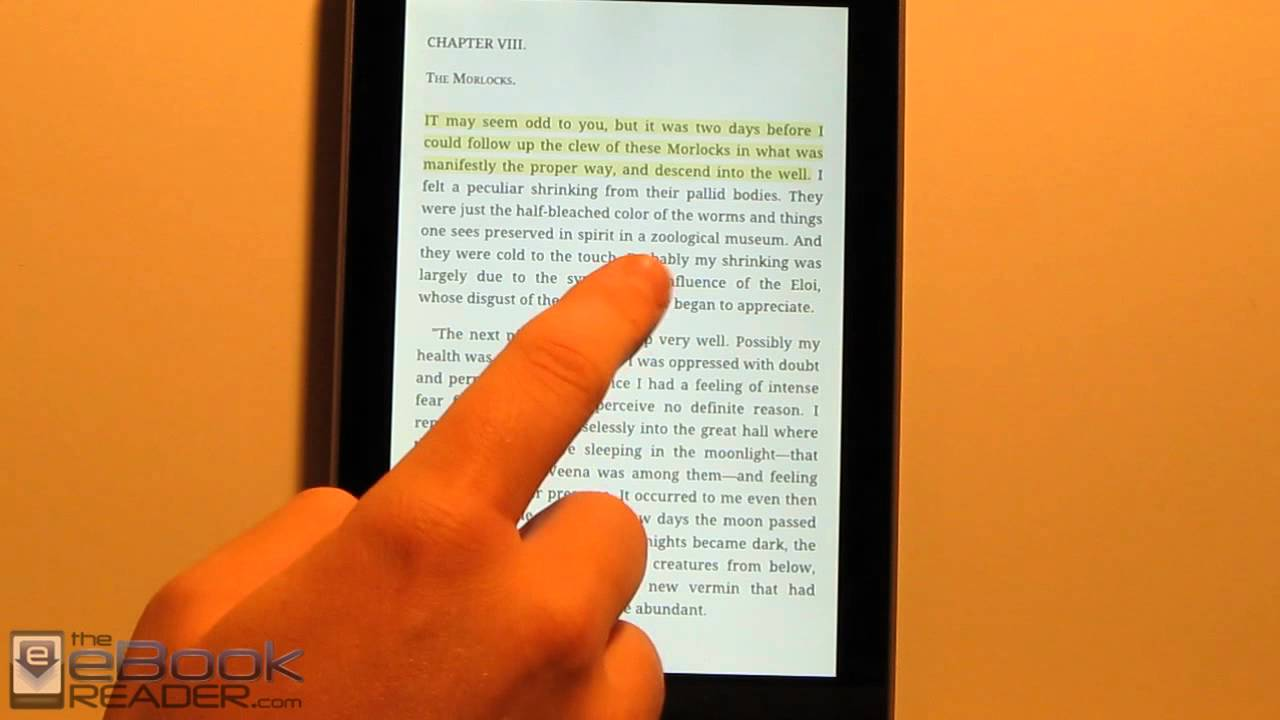Google Play Books for Android Review