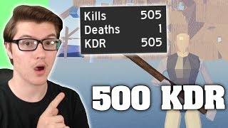 THE HIGHEST KDR IN STRUCID! (ROBLOX FORTNITE)