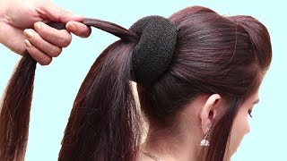 Everyday Easy Hairstyles tutorials | hair style girl | hairstyles for Long hair girls | hair style