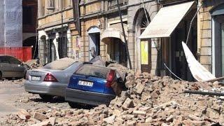 عاجل : زلزال يضرب وسط إيطاليا مخلفا قتلى وجرحى