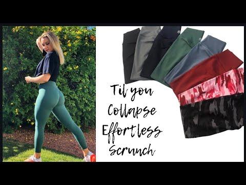 til-you-collapse-scrunch-leggings?!-new-release-review-&-try-on