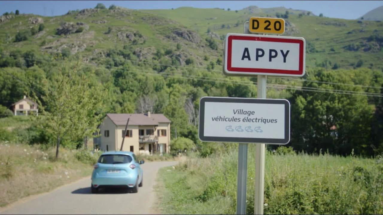 """Musique de la pub Renault présente Appy – épisode 1 """"la ville 100% véhicules électriques""""  2021"""