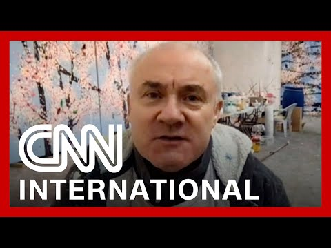 Renowned artist Damien Hirst shares funny story about fame