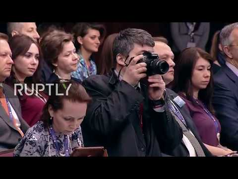 LIVE: St. Petersburg International Economic Forum 2017 - Day three