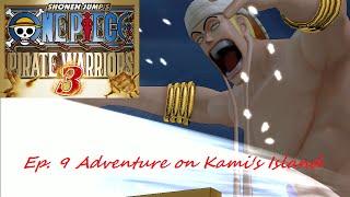 One Piece Pirate Warriors 3 PS3 Walkthrough - Ep. 9 Adventure on Kami's Island