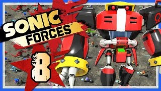 SONIC FORCES # 08 ✊ Don't mess with E-123 Omega! [HD60] Let's Play Sonic Forces