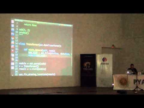 Image from Haciendo código que analiza código con AST