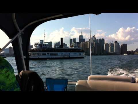 Toronto Island Water Taxi