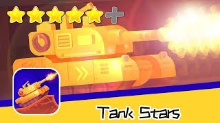 Tank Stars Day12 Walkthrough Abrams Recommend index five stars