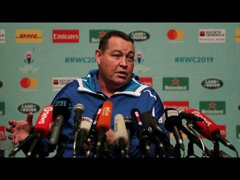 """There's definitely going to be pressure"" - Steve Hansen"