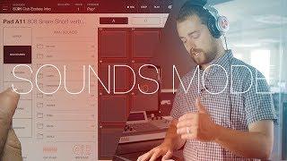 Sounds Mode — iMPC Pro Log