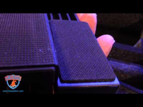 Maxspect Gyre 50w vs 2x Vortech MP40wES - YouTube