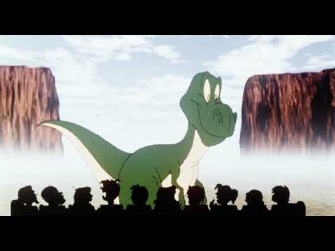 United Artists Theatres - Dinosaur - 35mm - HD