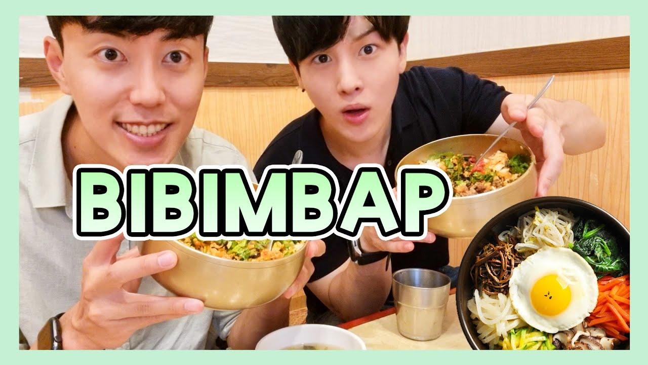 Best Vegetarian Option in Korea : Bibimbap! | #Jeonju Bibimbap