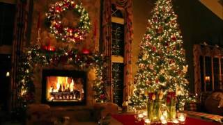 Classic Christmas Music with a Fireplace and Beautiful Background (Classics) (2 hours) (2017) thumbnail