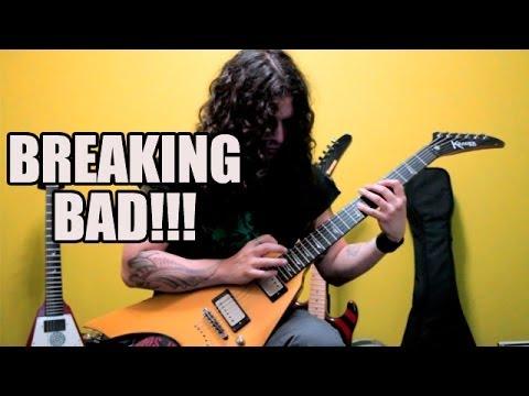 Breaking Bad theme (a Heavy Metal remix) #breakingbad