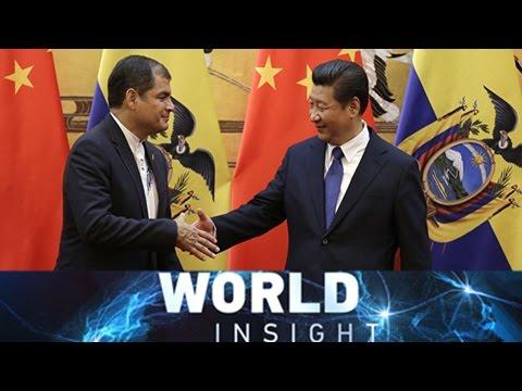 World Insight— President Xi tours Latin America; Fashion and politics 11/19/2016