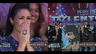 Peru Tiene Talento 13-10-13 ROD MARTIN es el Ganador de Peru Tiene Talento 2013