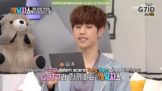 [G7IDSUBS] 170326 Mnet New Yang Nam Show Ep. 6 Preview - GOT7  (-Jackson)