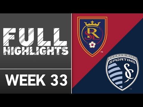HIGHLIGHTS | Sporting KC vs. Real Salt Lake