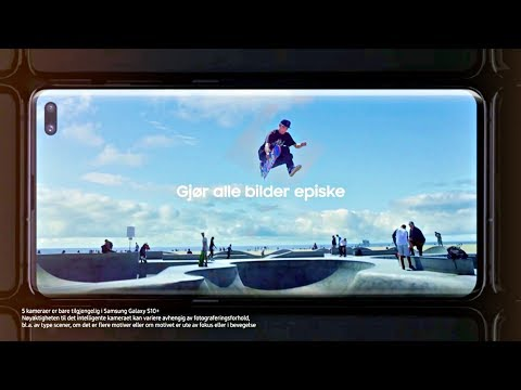 download Samsung Galaxy S10 OFFICIAL TRAILER!