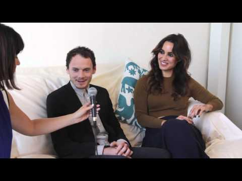 Inconvenient s wRisa: Sitting Down with Anton Yelchin and Bérénice Marlohe  HelloGiggles