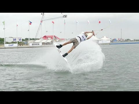 Amazing Pro Mens Cable final in Shanghai