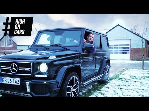 Mercedes G63 AMG - Hvis Niels var en bil - High on Cars