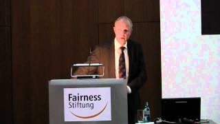 Thomas Jorberg | Internationales Fairness-Forum 2011