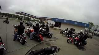 Tri-Fest 2012 Motorcycle Poker Run Henderson,KY.mov
