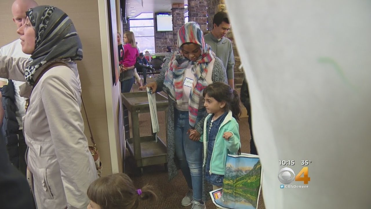 Refugees Who Fled From War-Torn Countries Get Helping Hand In Colorado
