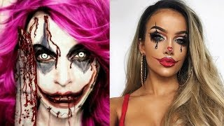 Top Halloween Makeup Tutorials Compilation | Scary Special Effects - How to Make up Halloween #2
