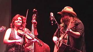 "Chris Stapleton w/ The Steeldrivers ""Midnight Train To Memphis"" Grey Fox, 7/18/09"