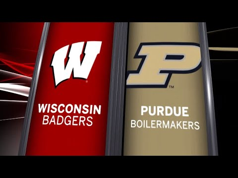 Wisconsin Badgers - Preview: Wisconsin at Purdue