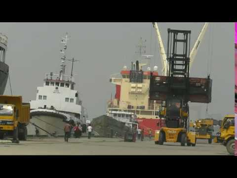 MONGLA PORT : মংলা বন্দর