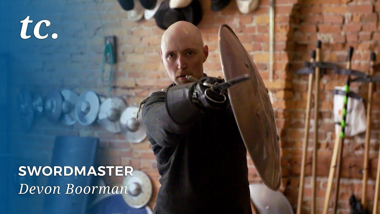 Devon Boorman   Swordmaster