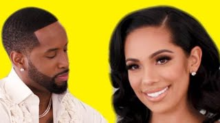 EXCLUSIVE| SAFAREE & ERICA MENA UNFOLLOW EACH OTHER ON IG TO BOOST RATINGS!