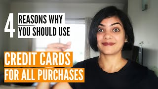 The Benefits Of Credit Cards   Benefits of credit cards   How to save money w/ credit cards thumbnail